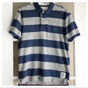 American Eagle Golf/Polo Shirt - Size Med